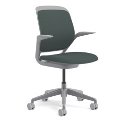 Desk Chair Reviews Outdoor Folding Camping Chairs Steelcase Cobi Mid Back And Wayfair
