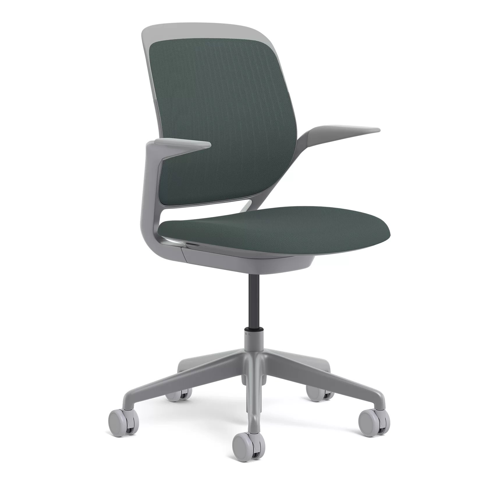 Steelcase Desk Chair Steelcase Cobi Mid Back Desk Chair And Reviews Wayfair Supply