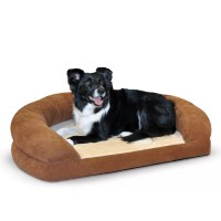 K&H Manufacturing Orthopedic Sleeper Bolster Dog Bed
