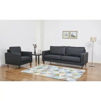 Leader Lifestyle Connor 2 Piece Living Room Set