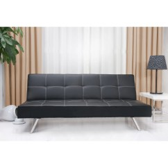 Victoria Clic Clac Sofa Bed Review L Shaped Cushion Covers Online Leader Lifestyle Rialto 3 Seater