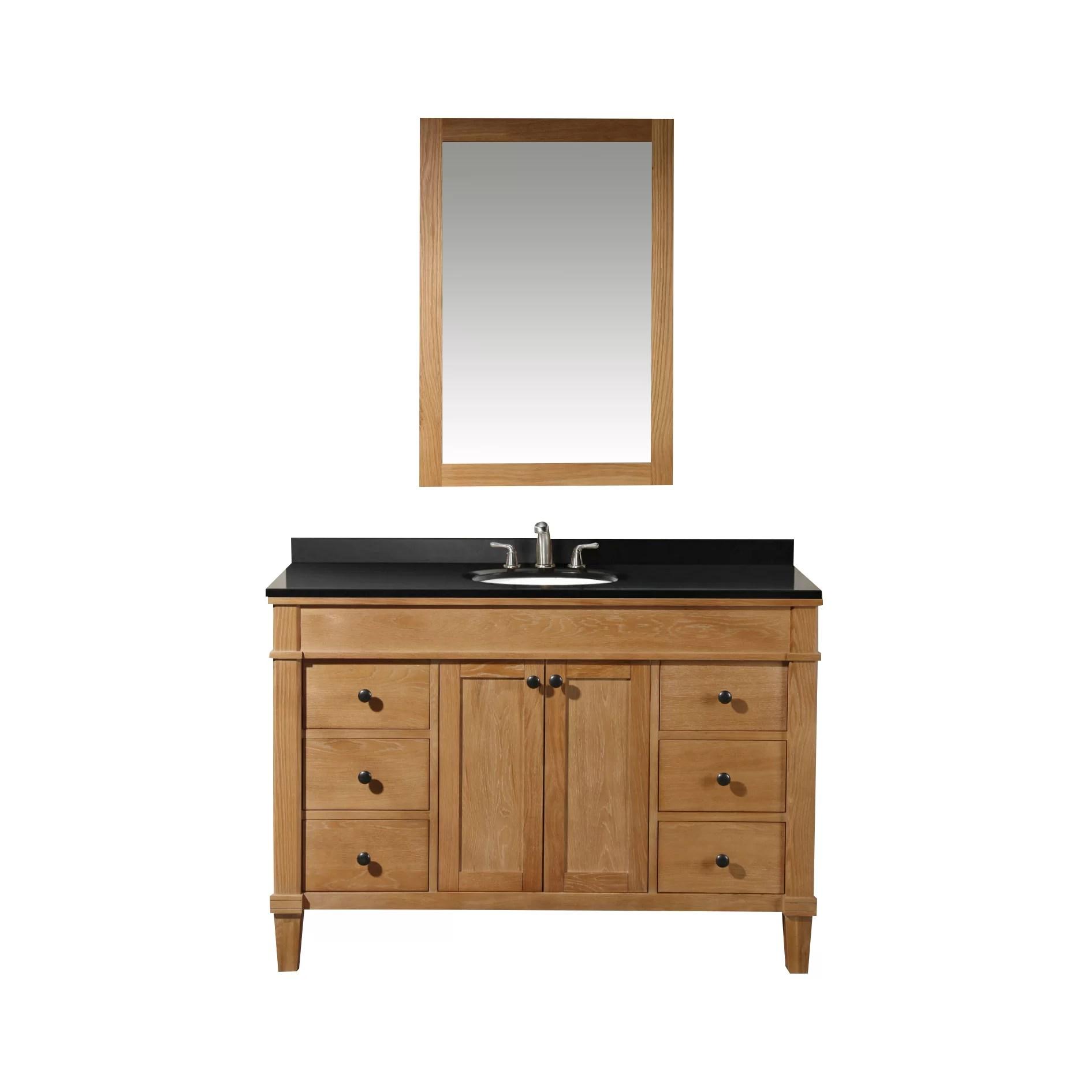 Legion Furniture 49 Single Bathroom Vanity Set  Reviews