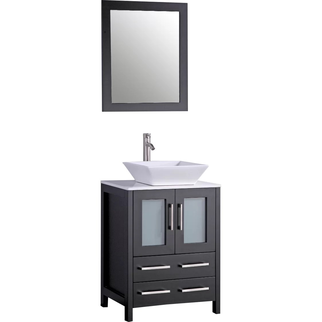 Legion Furniture 24 Single Bathroom Vanity Set with