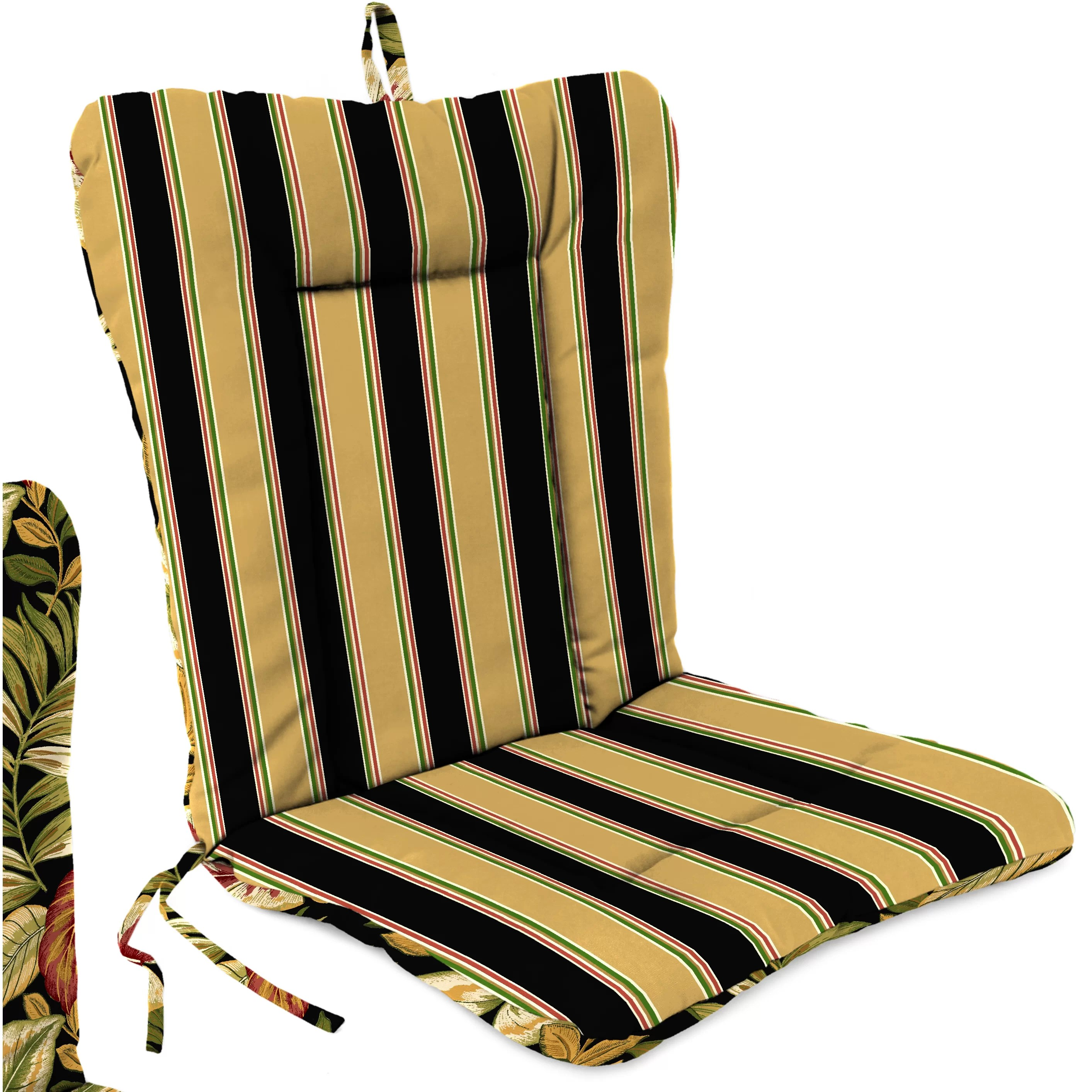 Sunbrella Adirondack Chair Cushions Jordan Manufacturing Outdoor Adirondack Chair Cushion