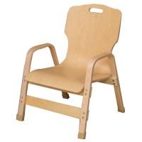 Wood Designs Healthy Kids Wood Classroom Chair & Reviews ...