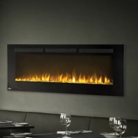 Napoleon Allure Wall Mount Electric Fireplace | Wayfair