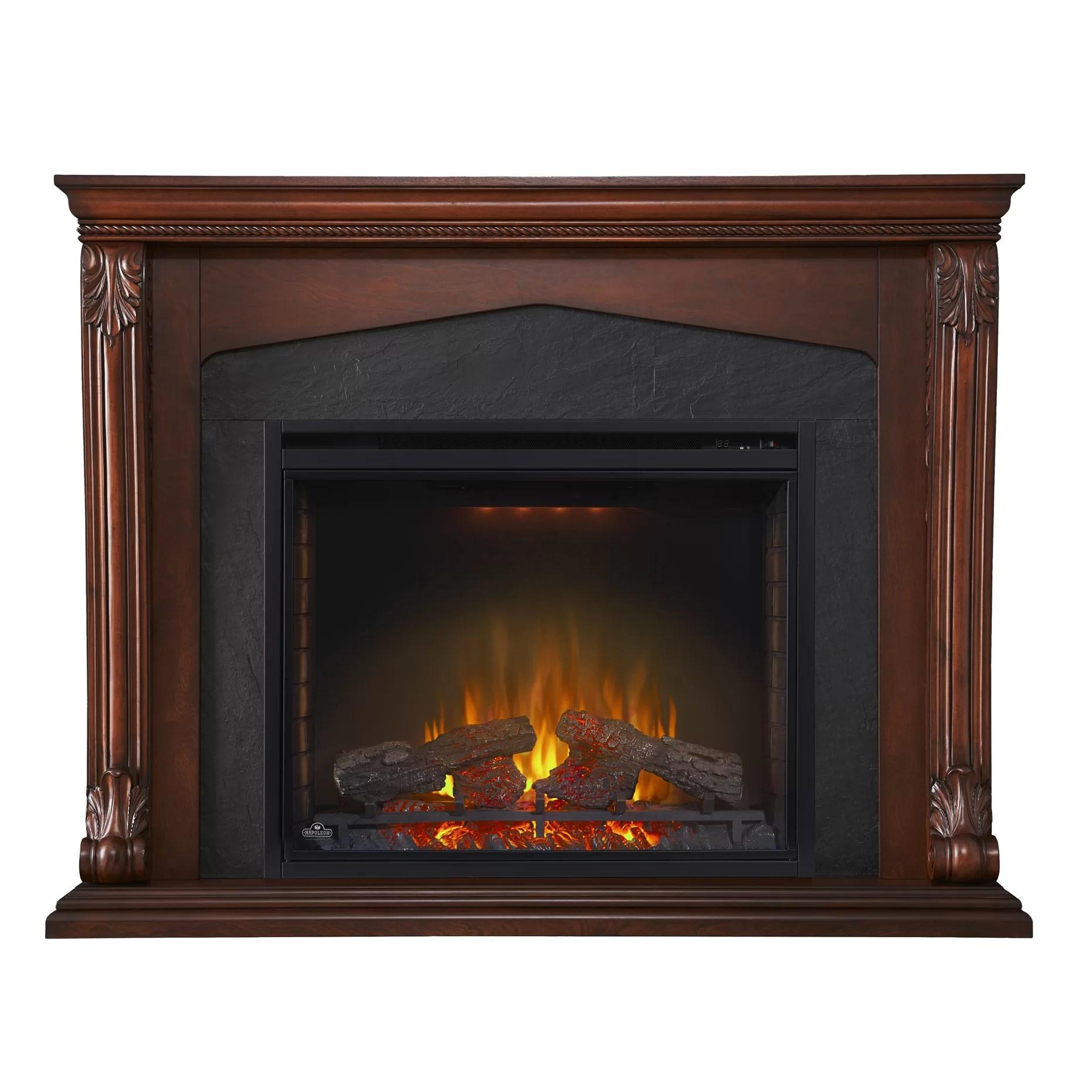 Napoleon Monroe Surround Mantel Electric Fireplace