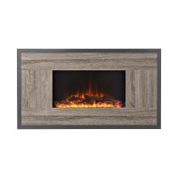 Homestar Oland Wall Mount Electric Fireplace & Reviews