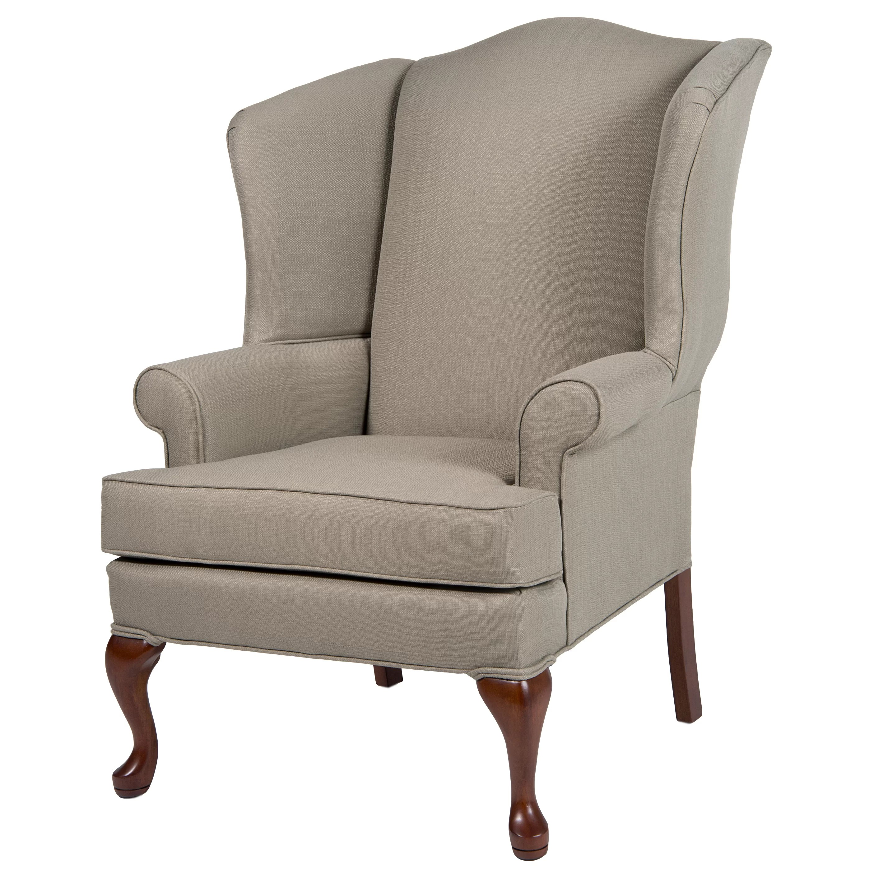 Wayfair Wingback Chair Comfort Pointe Erin Wing Back Chair And Reviews Wayfair