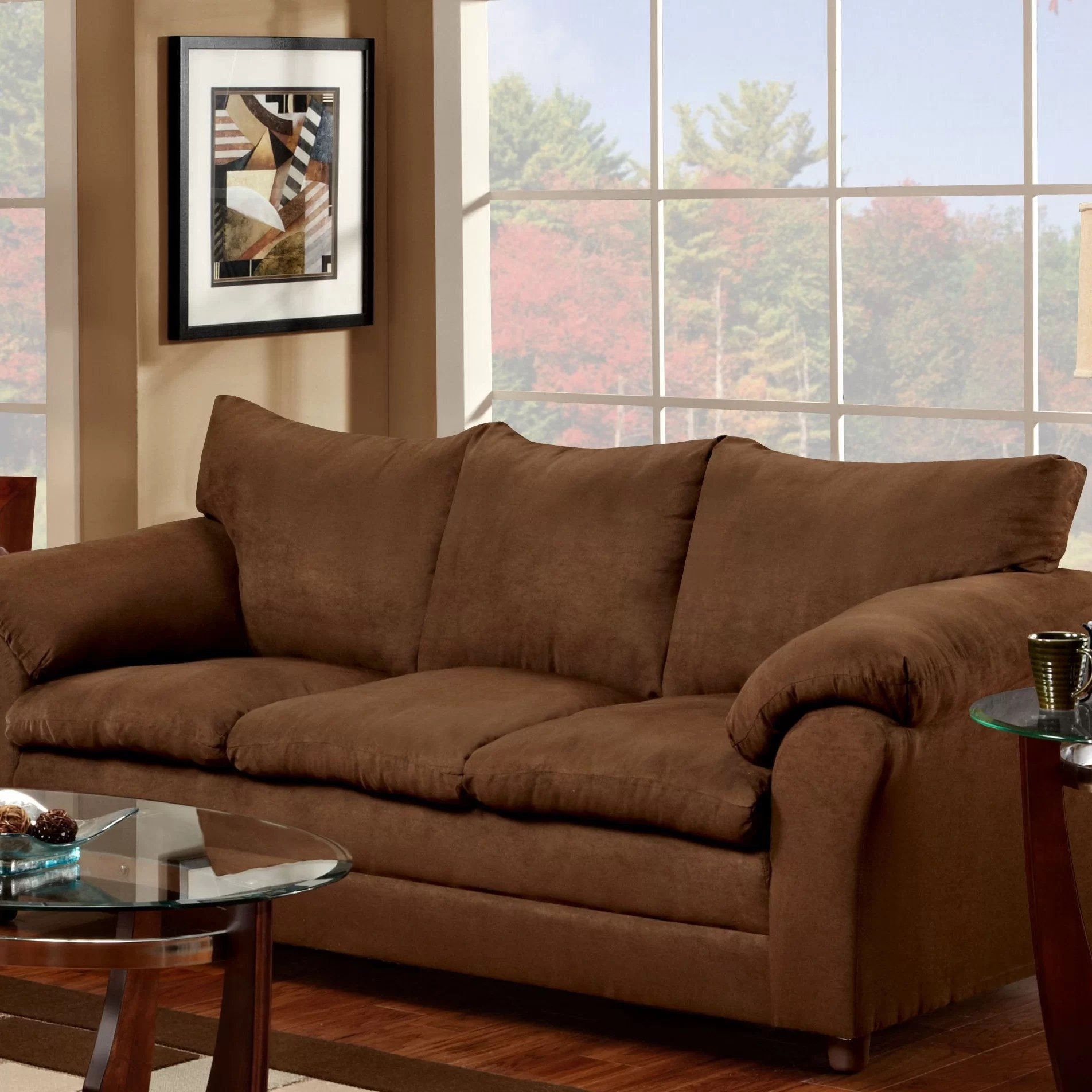 chelsea square sofa cane set pictures home gail and reviews wayfair