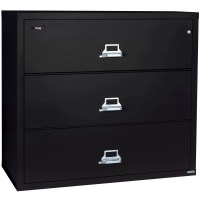 FireKing Fireproof 3-Drawer Lateral File Cabinet | Wayfair