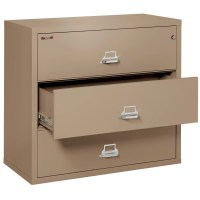 FireKing 3-Drawer Lateral File Cabinet | Wayfair