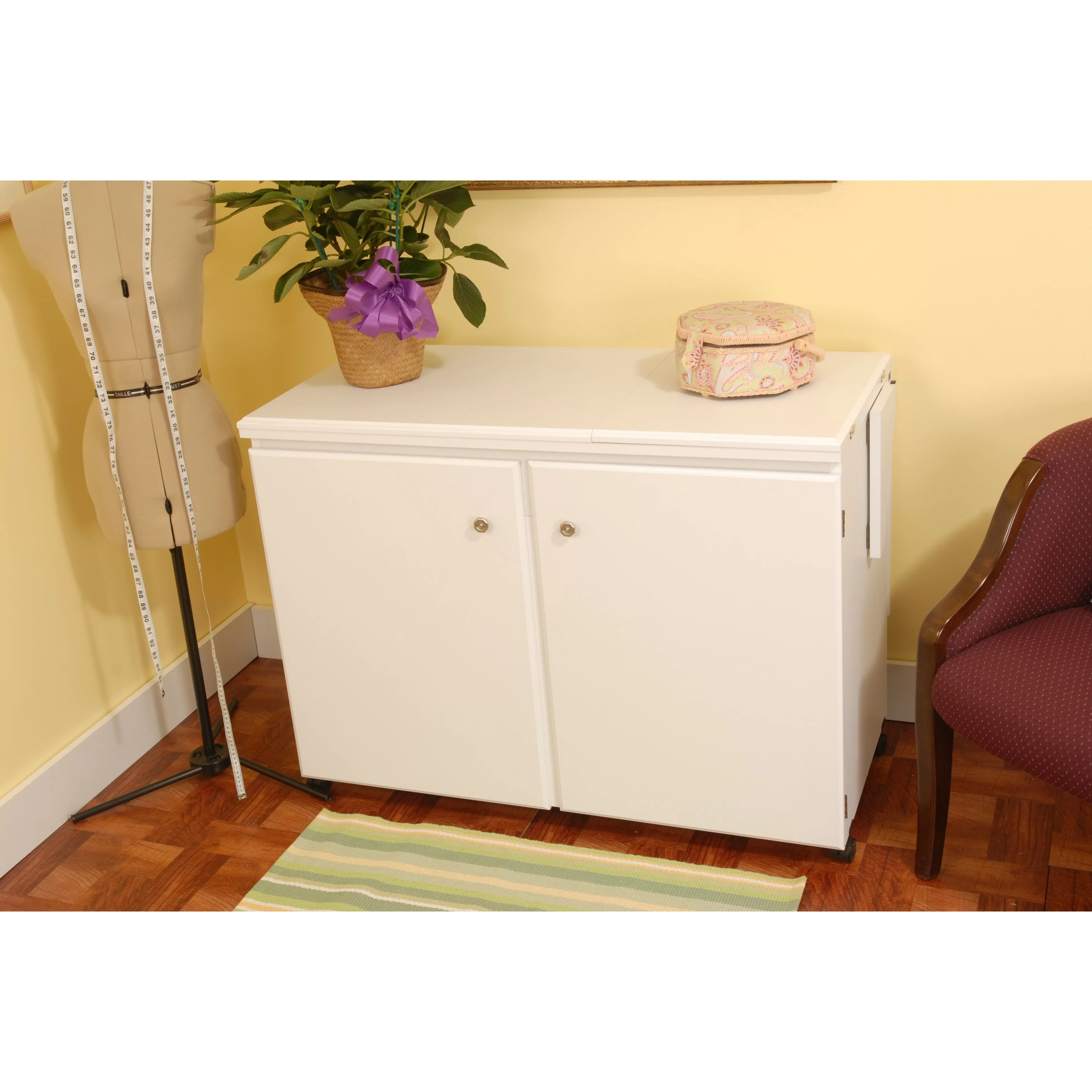 Arrow Sewing Cabinets Bertha Sewing Cabinet  Reviews
