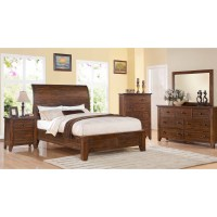 Modus Cally Platform Customizable Bedroom Set & Reviews ...