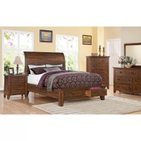 Modus Cally Platform Customizable Bedroom Set & Reviews ...