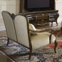 Michael Amini Imperial Court Living Room Set & Reviews