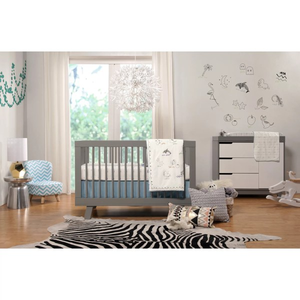 Babyletto Hudson 3 Drawer Changing Table &