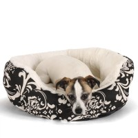 Best Friends By Sheri Cuddler Duchess Bolster Dog Bed ...
