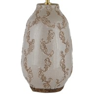 Pacific Lifestyle Floral 30cm Table Lamp Base & Reviews ...