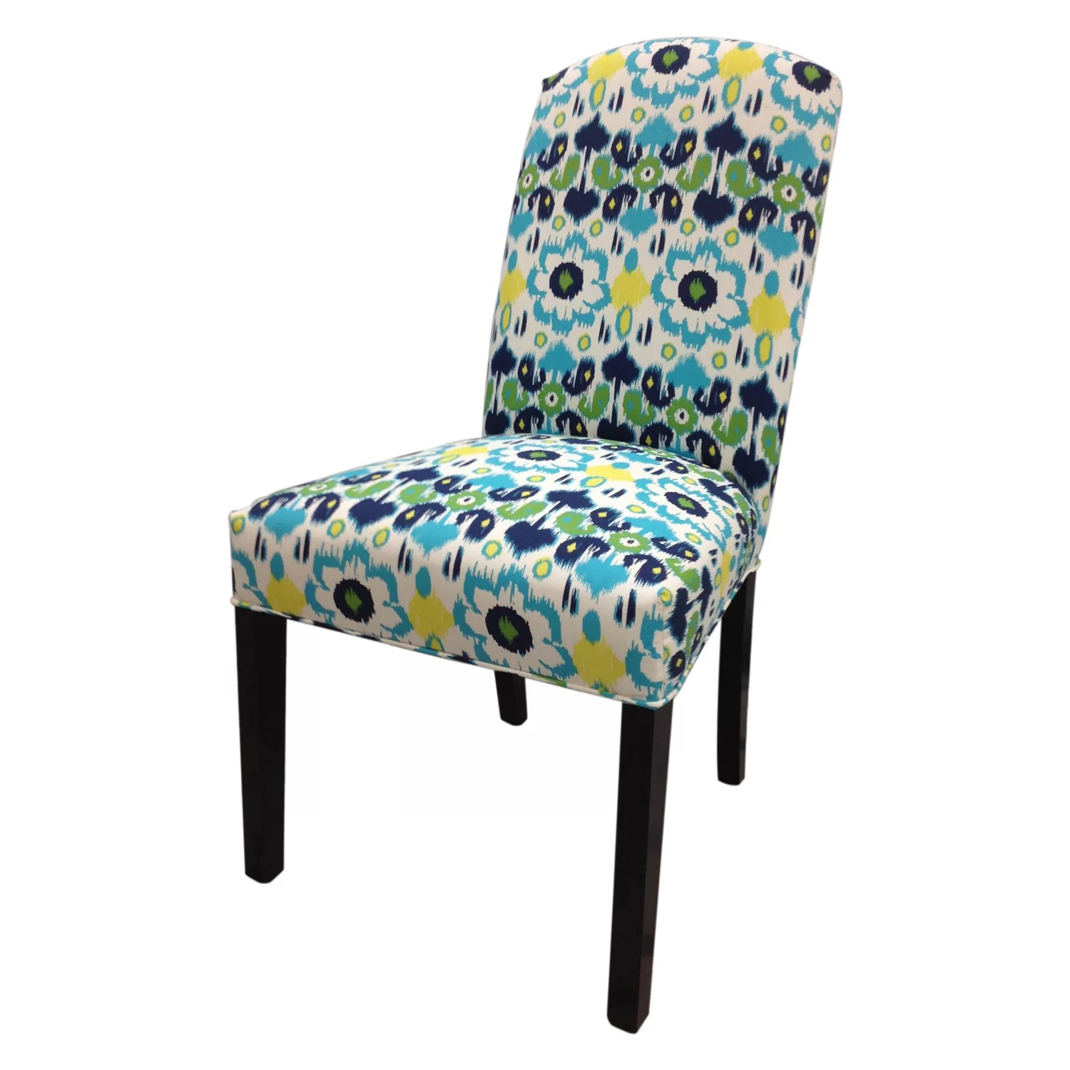 parson chairs chair covers cheap rental sole designs flora cotton and reviews wayfair