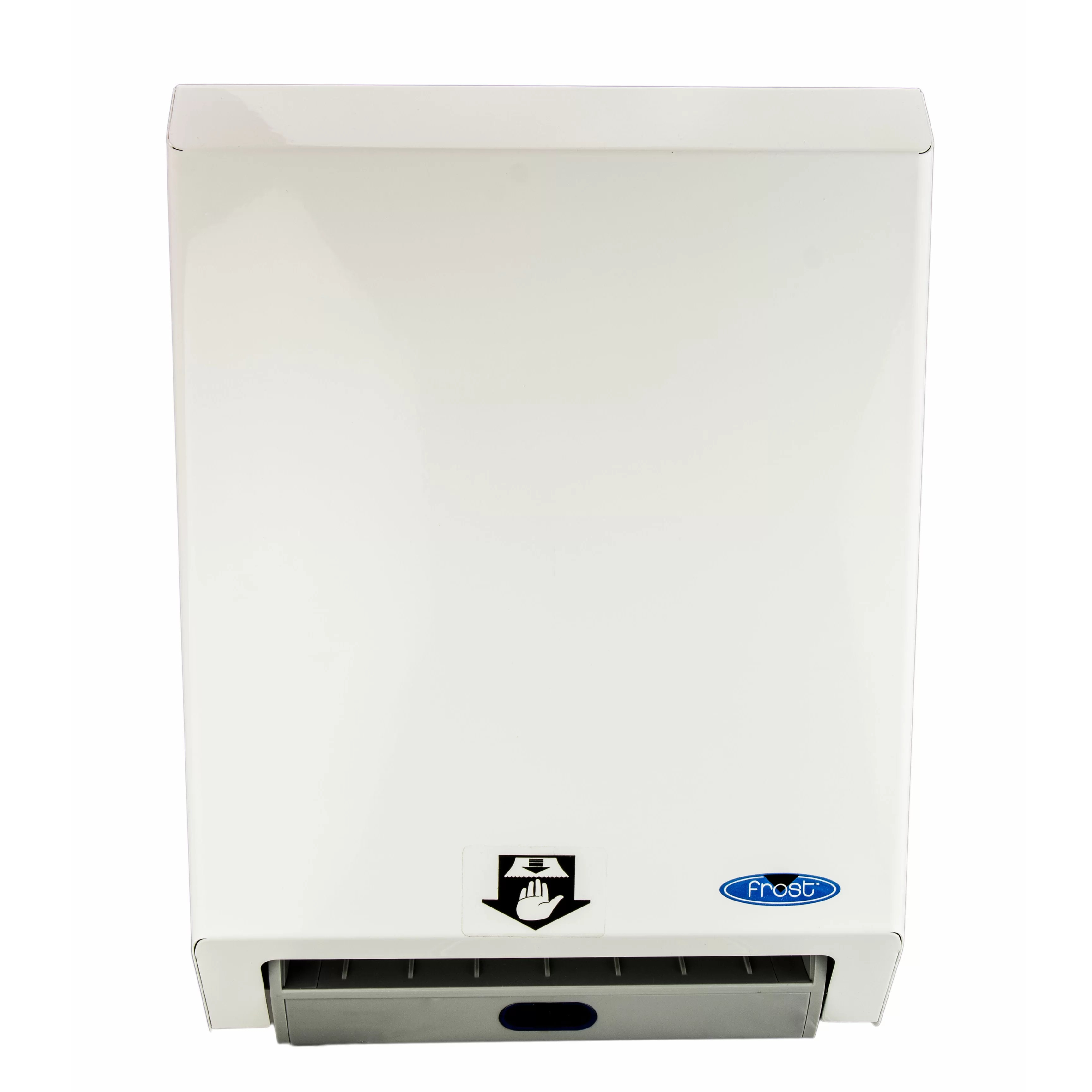 automatic paper towel dispenser for kitchen garbage can frost auto roll and reviews wayfair