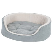 PAW Suede Cuddle Round Pet Bed & Reviews | Wayfair
