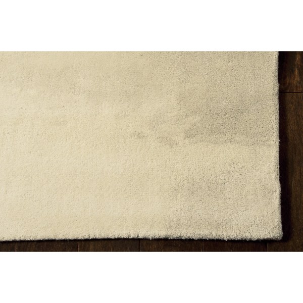 Calvin Klein Rugs Lustre Wash Dune Ivory Area Rug
