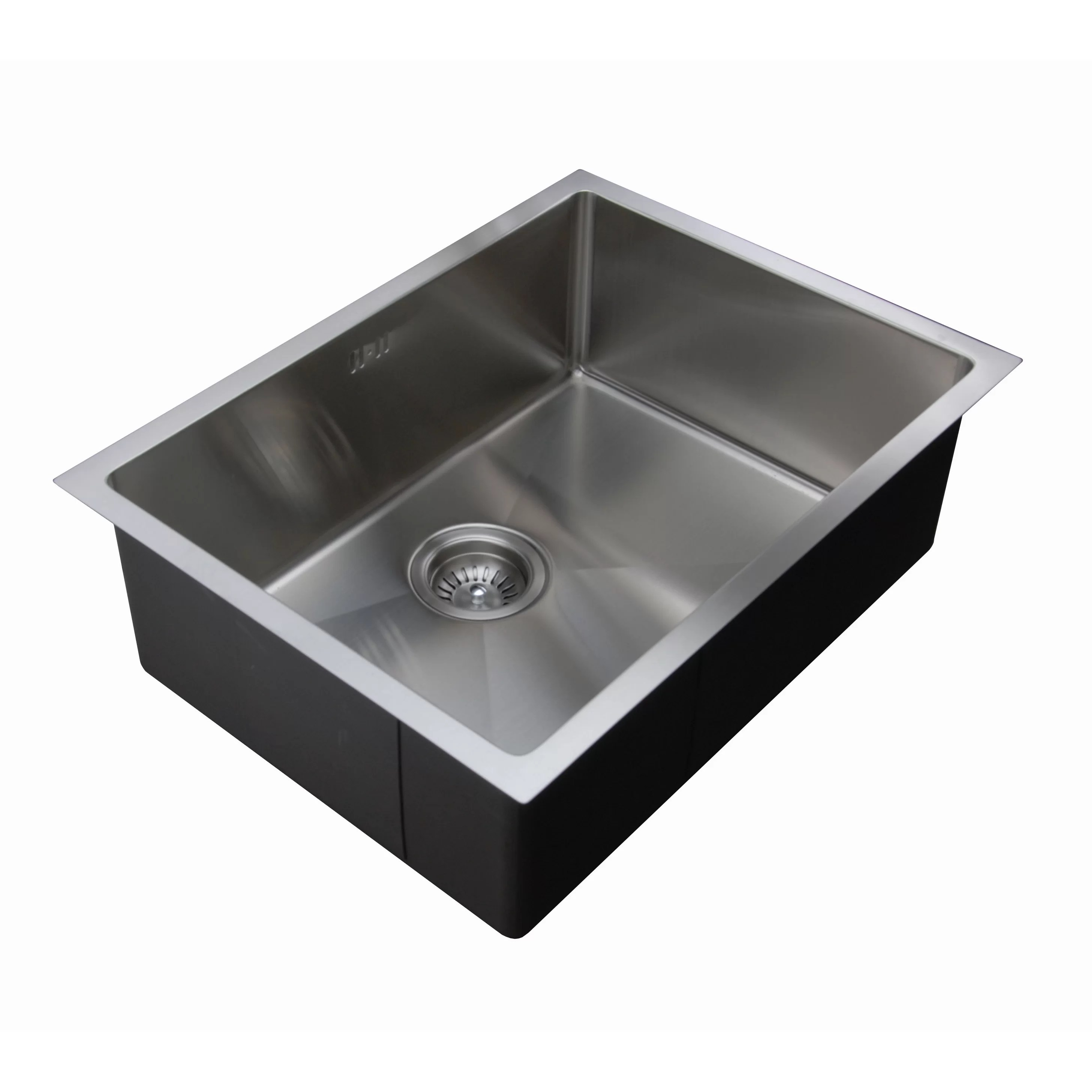 buy undermount kitchen sink schrock cabinets ukinox 22 quot x 18 single bowl stainless steel