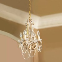 CBK 4 Light Mini Chandelier & Reviews