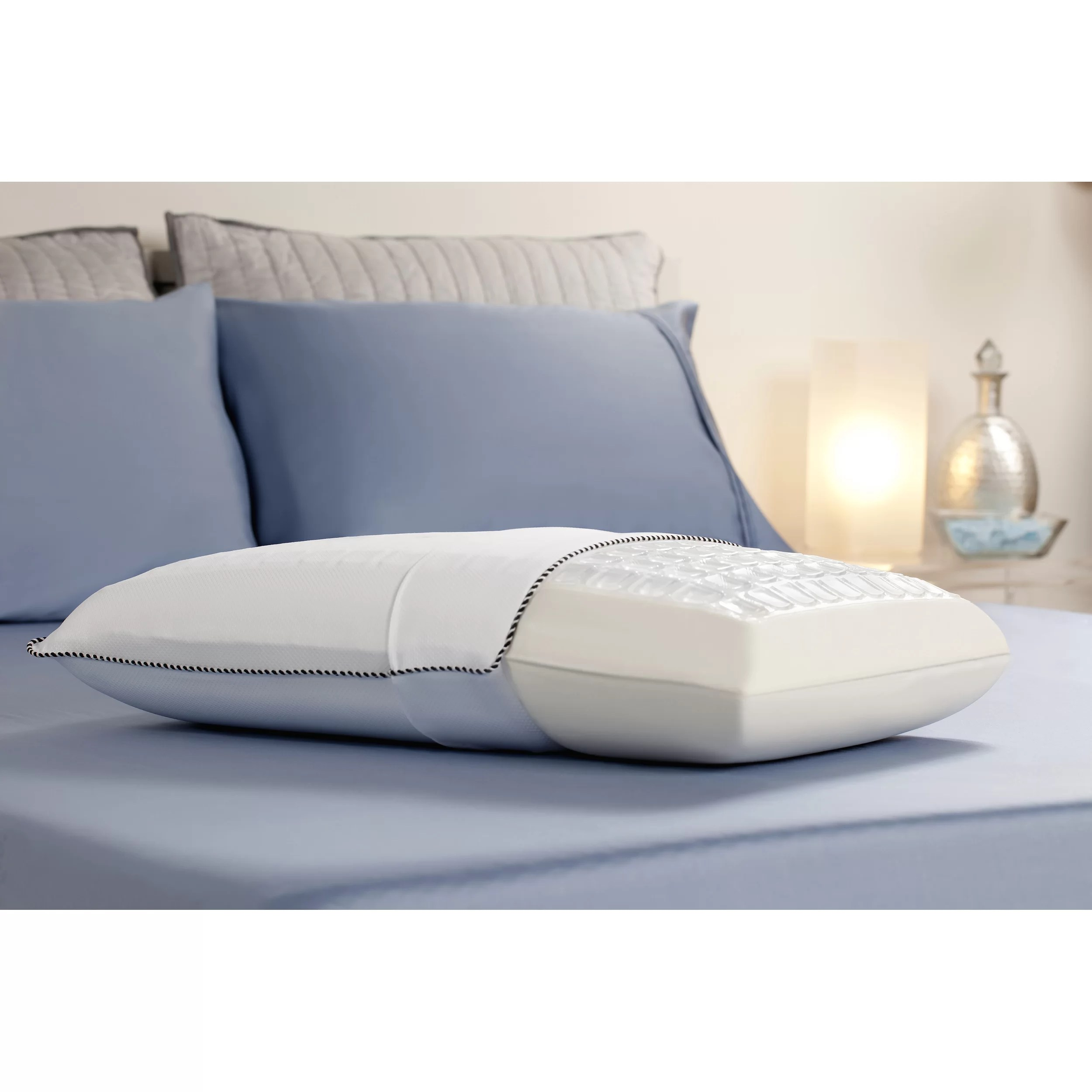 Comfort Revolution Cooling Cube Bed Pillow & Reviews