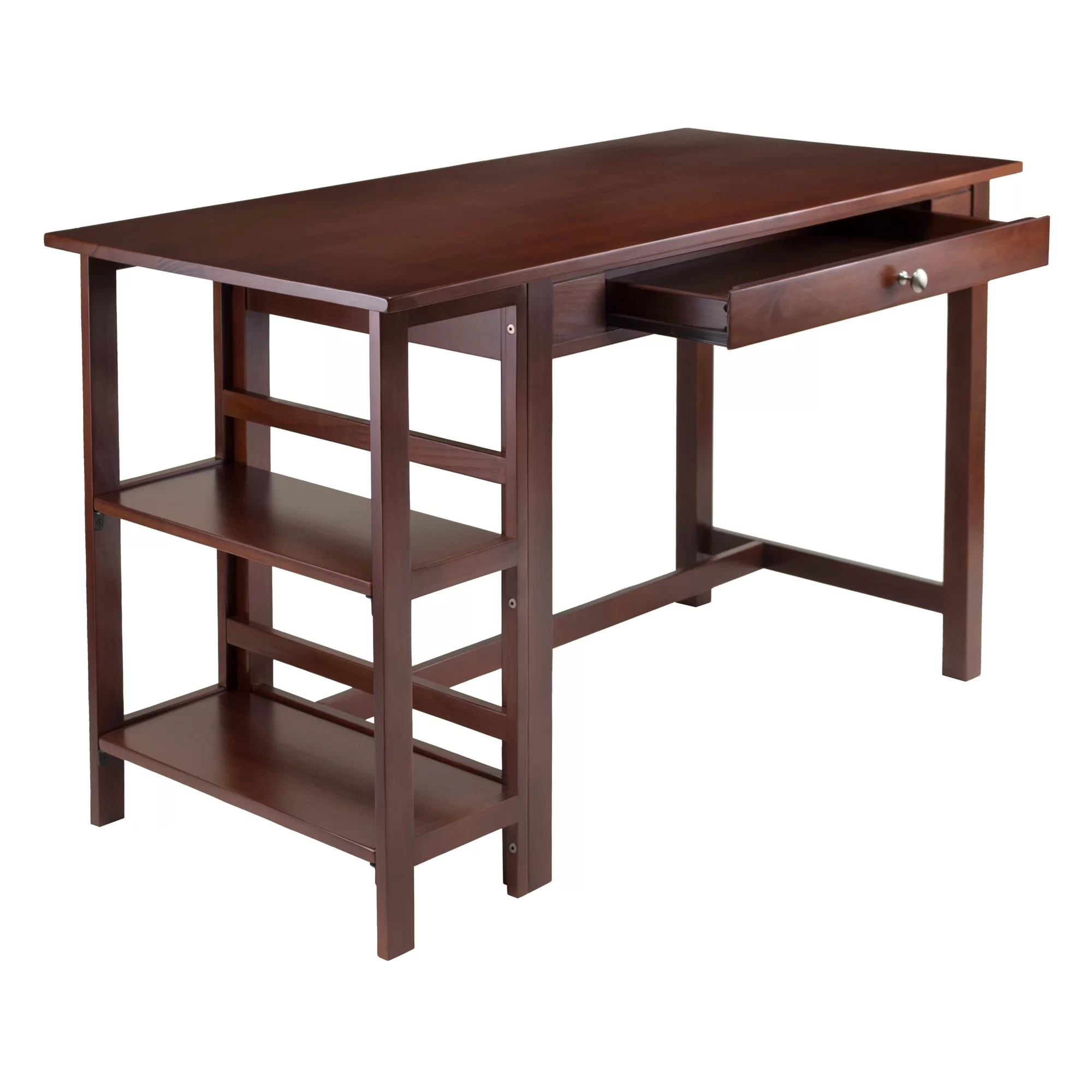 Winsome Velda Writing Desk  Reviews  Wayfair