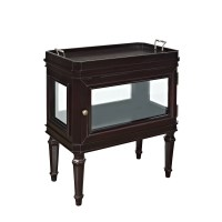 Bombay Heritage Briarcliff Curio Cabinet & Reviews | Wayfair