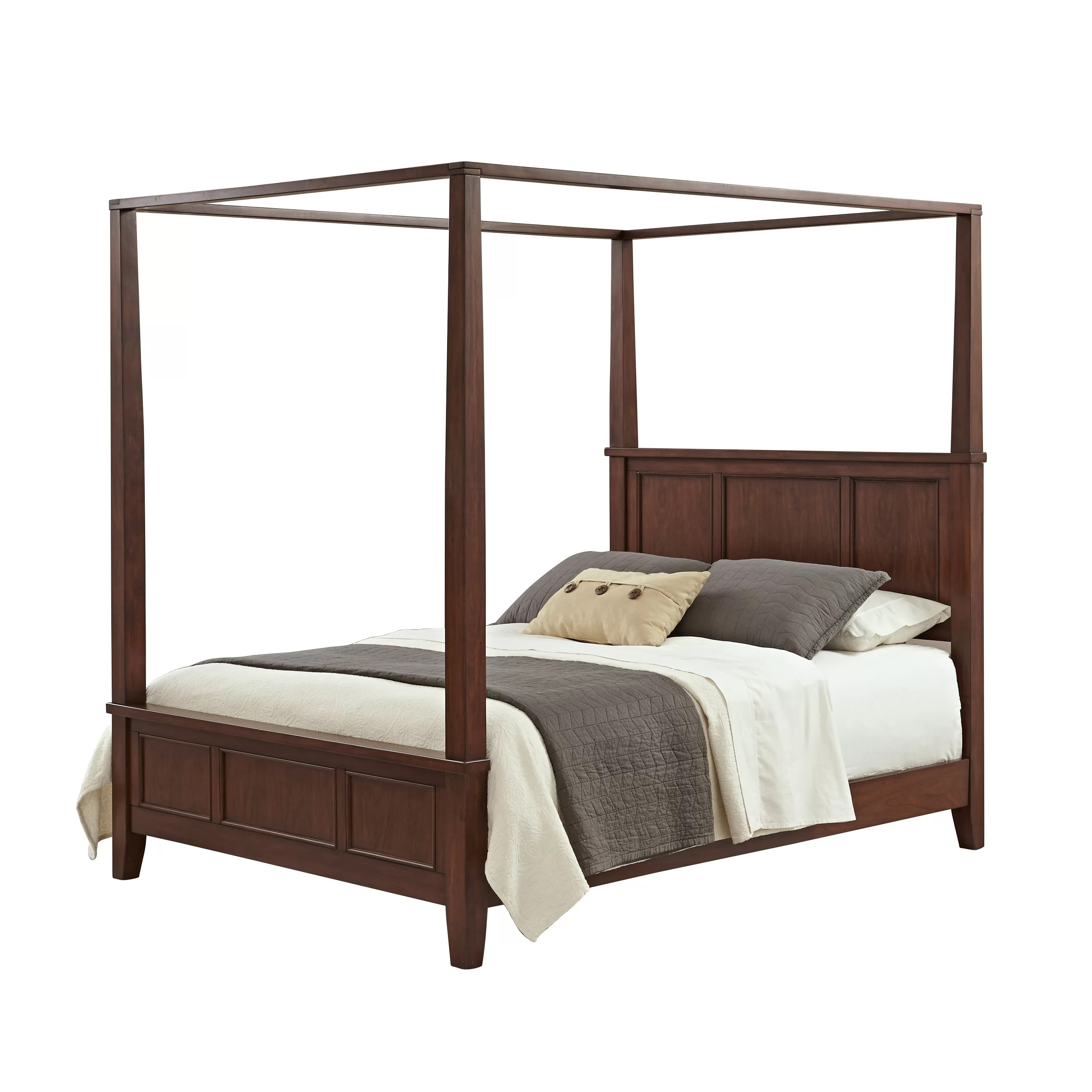 Home Styles Chesapeake Canopy Bed Amp Reviews