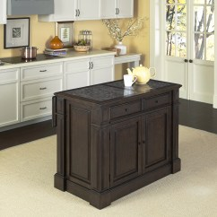 Granite Top Kitchen Island Virtual Makeover Home Styles Prairie With
