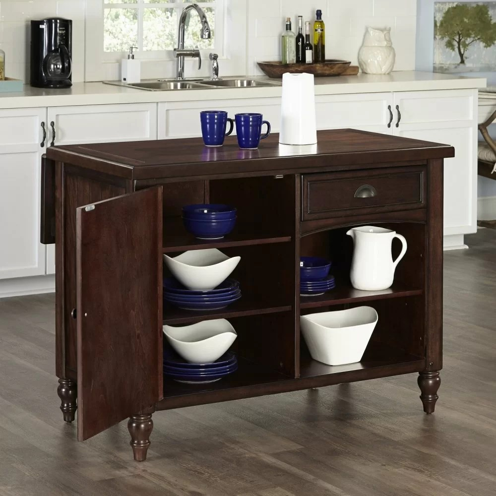 Home Styles Country Comfort Kitchen Island  Wayfair