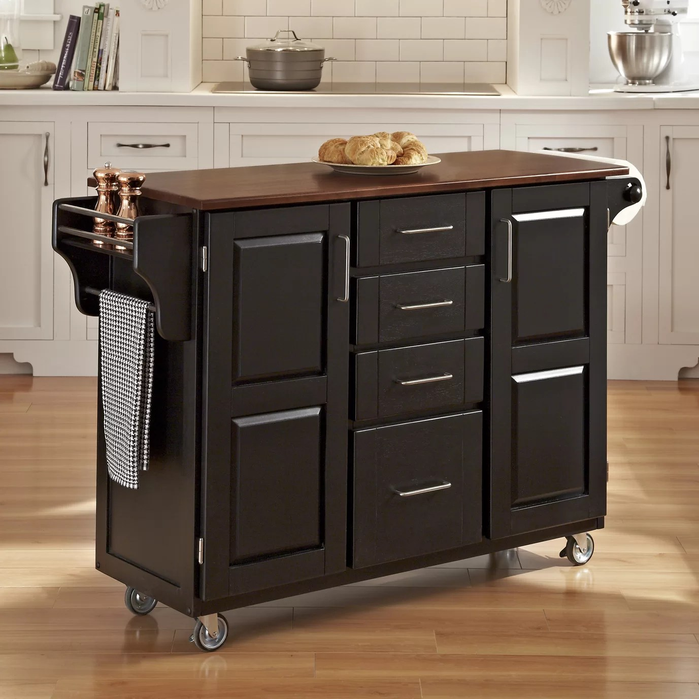 Home Styles CreateaCart Kitchen Island  Reviews  Wayfair