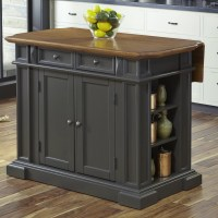 Home Styles Americana Kitchen Island | Wayfair