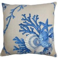 The Pillow Collection Maj Coastal Throw Pillow & Reviews ...