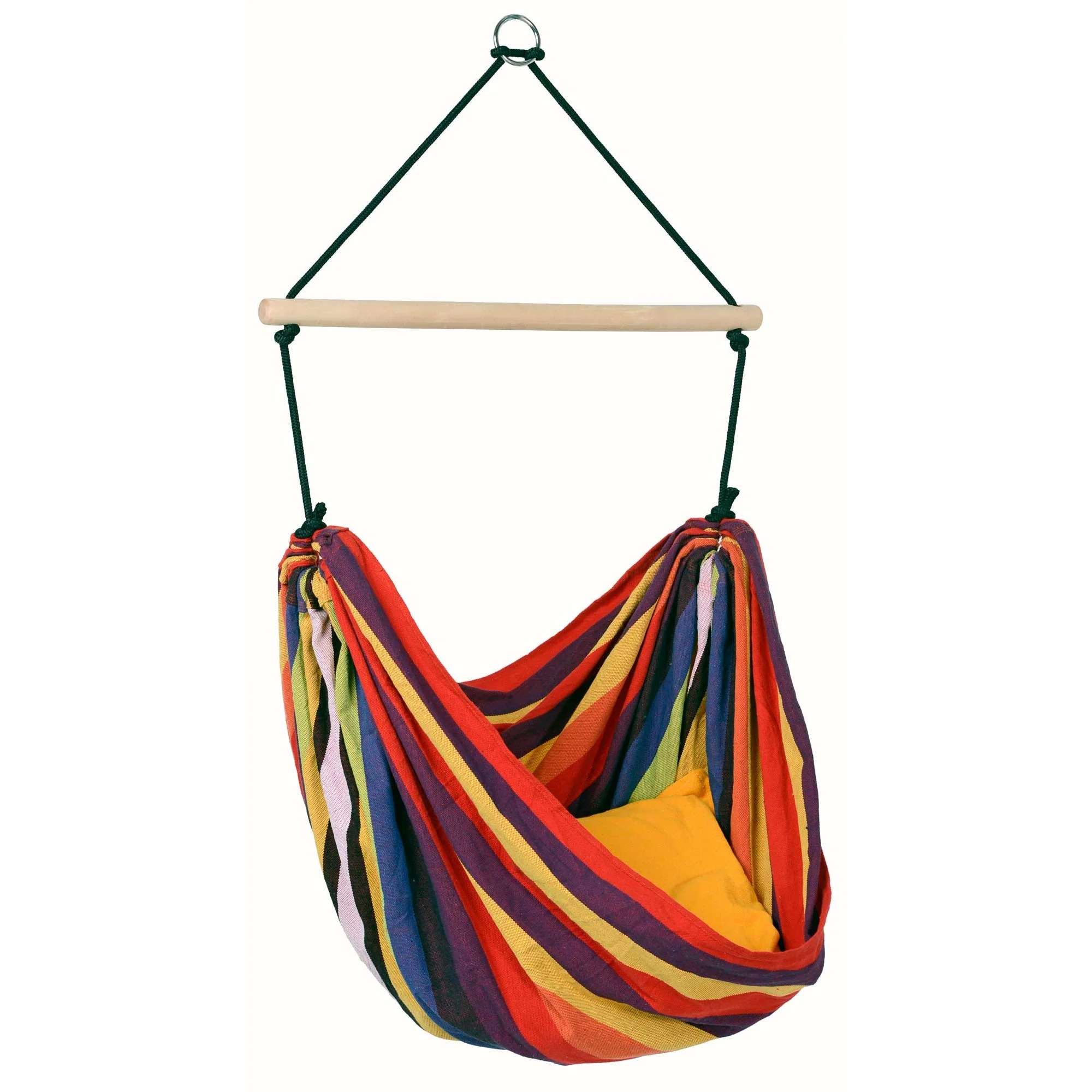 hanging chair for baby wooden high nz amazonas world and reviews wayfair uk