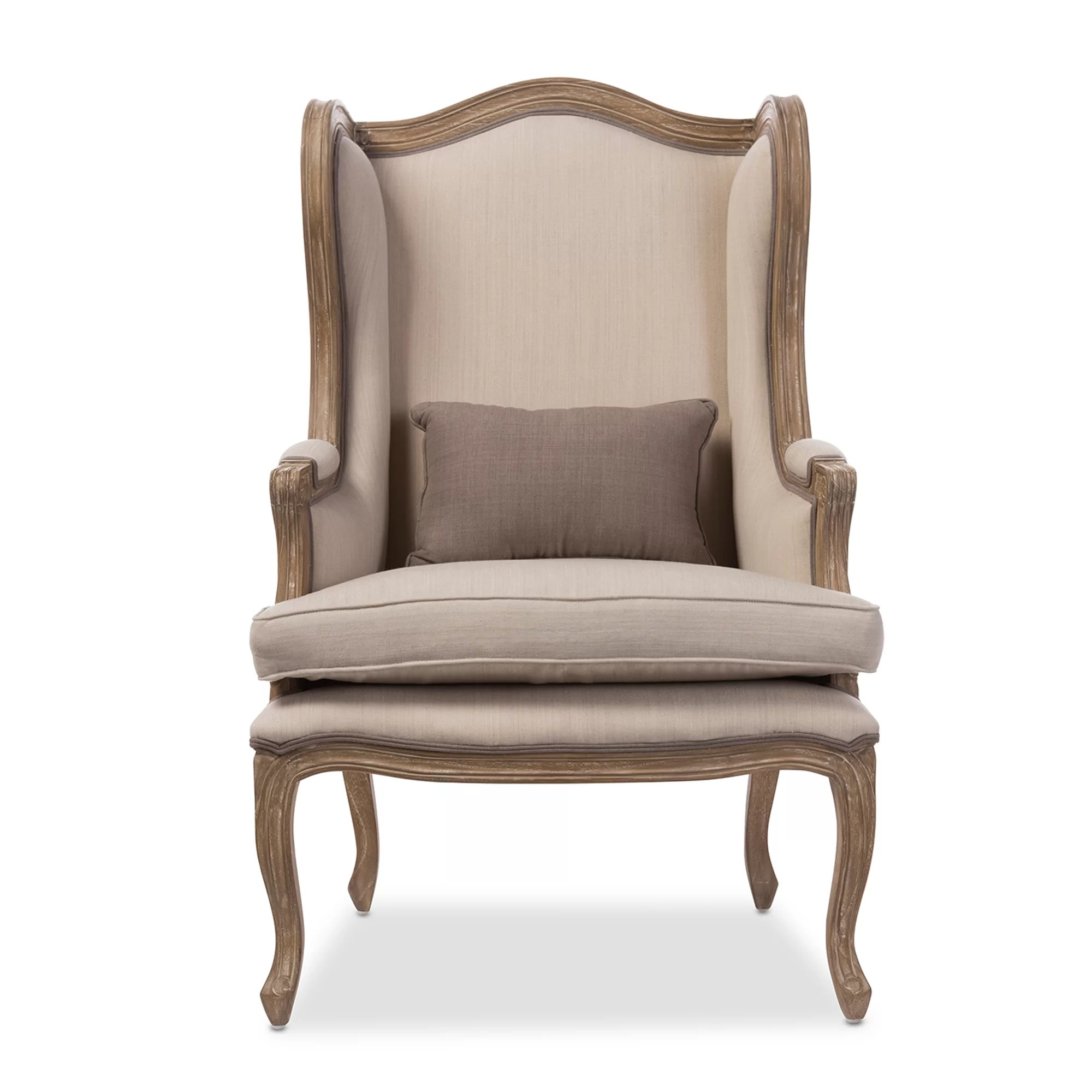 Baxton Chair Wholesale Interiors Baxton Studio Oreille French