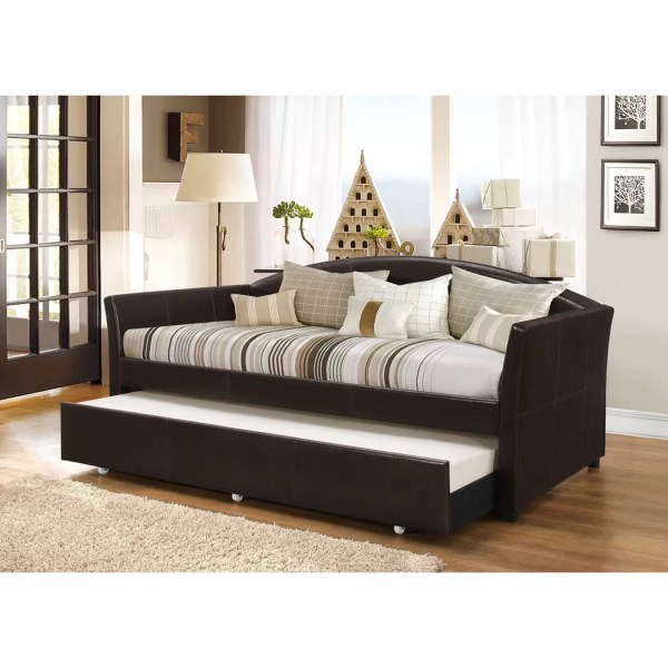 Studio Baxton Daybed with Trundle