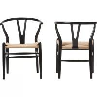 Wholesale Interiors Baxton Studio Wishbone Dining Y Chair ...