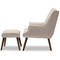 Wholesale Interiors Baxton Studio Elena Armchair and ...