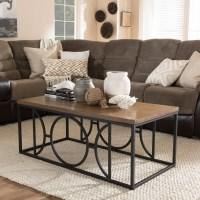 Wholesale Interiors Baxton Studio Coffee Tables | Wayfair