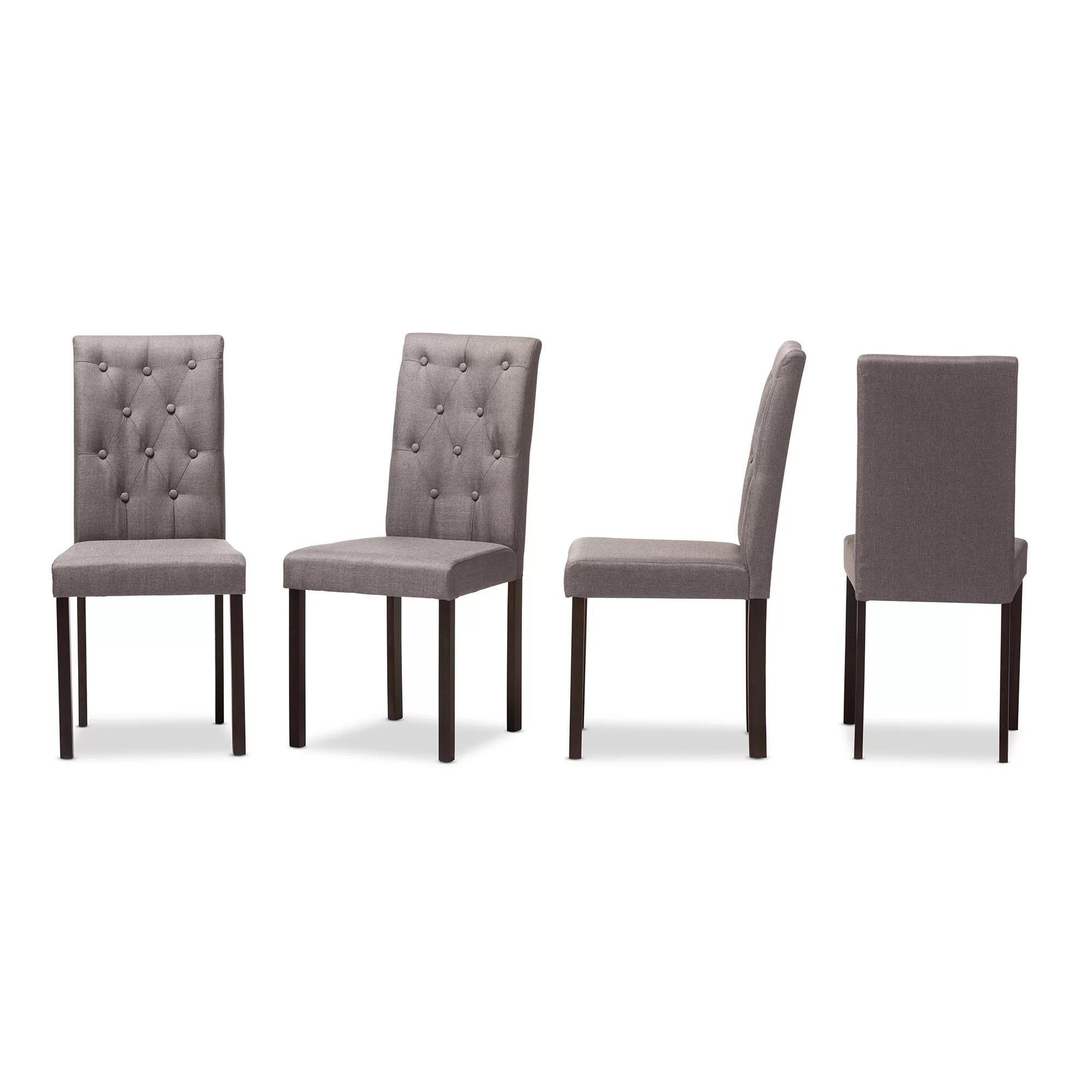 Studio Chairs Wholesale Interiors Baxton Studio Andrew Side Chair