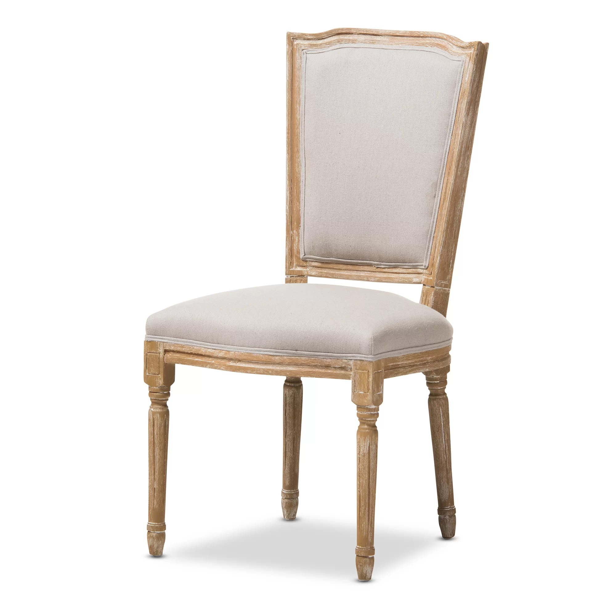 Bulk Chairs Wholesale Interiors Baxton Studio Franco Side Chair Wayfair
