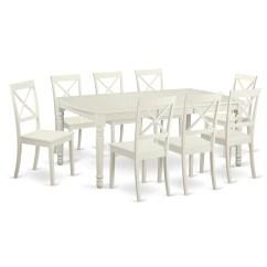 9 Piece Kitchen Table Set Dornbracht Faucets East West Dover Dining And Reviews Wayfair