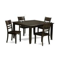 Wooden Importers Parfait 5 Piece Dining Set | Wayfair