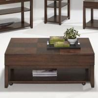 Progressive Furniture Daytona Coffee Table with Double ...