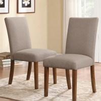 Dorel Living Parsons Chair & Reviews | Wayfair